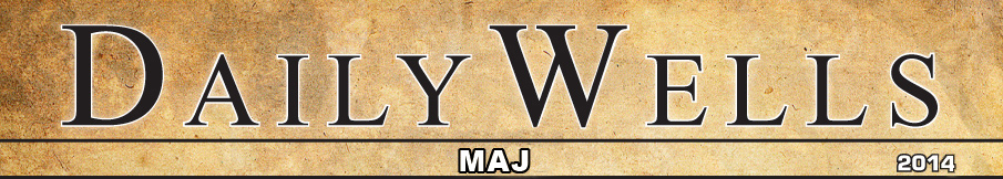 Daily Wells MAJ 2014