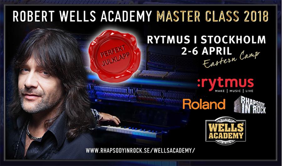 Wells Academy 2-6 April 2018