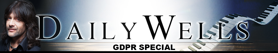 Daily Wells - GDPR SPECIAL 2018